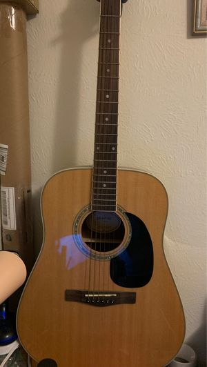 Mitchel MD100 Acoustic Guitar for Sale in Fort Worth, TX