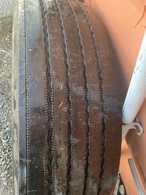 Semi truck tire for Sale in Vancouver, WA