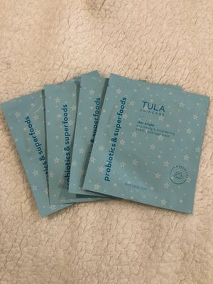 TULA Skincare Hydrogel Masks for Sale in Victorville, CA