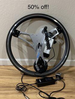 GeoOrbital electric bike wheel (50% off) for Sale in Stanford,  CA