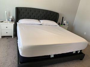 KING BED FRAME for Sale in Brooksville, FL