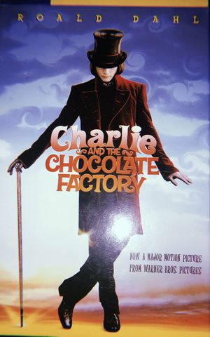 Charlie & the chocolate factory (BRAND NEW) for Sale in Rockville, MD
