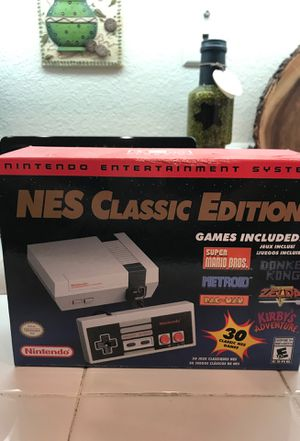 NES classic Edition for Sale in Lathrop, CA