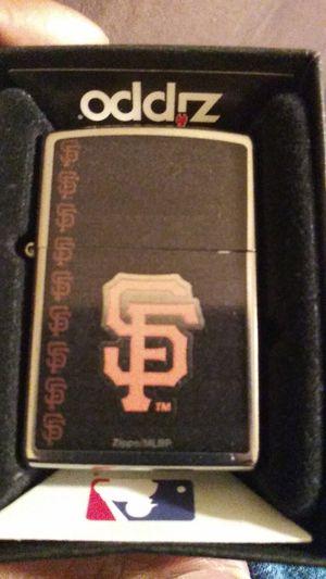 San Francisco giant Zippo for Sale in Oakland, CA