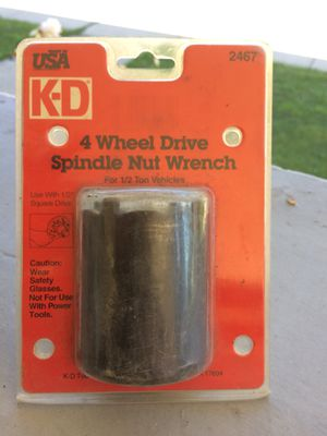 4 wheel drive nut wrench for Sale in Cleveland, OH
