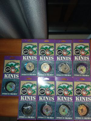 POGS. Officially liscensed KINIS for Sale in Louin, MS