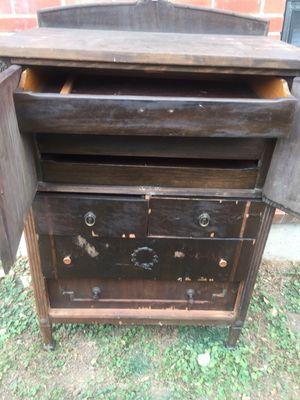 Antique dresser or organizer unit for Sale in Denver, CO
