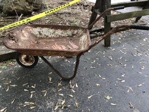 Planters Wheelbarrow for Sale in Shepherdstown, WV