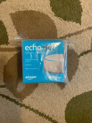 Amazon Echo Dot for Sale in Chicago, IL