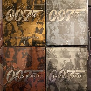 007 James Bond Ultimate Edition 1-4 for Sale in Arcadia, CA