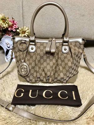 Authentic Gucci SUKEY CROSS BODY BAG 😊STILL AVAILABLE😊 for Sale in Stockton, CA