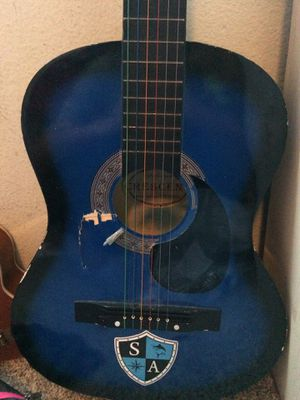 Acustic Guitar for Sale in Houston, TX