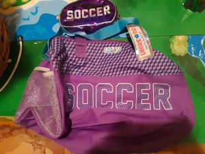 Soccer Duffle bag (New) for Sale in Dearborn, MI
