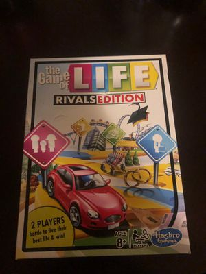 The game of life rivals edition! for Sale in El Monte, CA