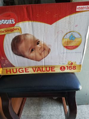 Huggies diapers, new for Sale in Long Beach, CA