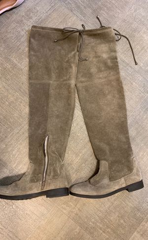 Over the Knee Boots (Size 9) for Sale in Mountlake Terrace, WA