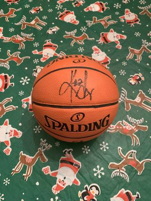 Kyrie Irving Autographed Mini Basketball for Sale in Erie, PA