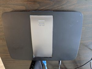 Wireless router plus cable modem for Sale in Mountain View, CA