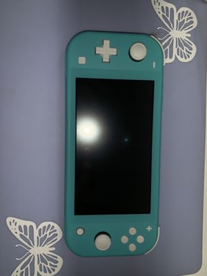 Turquoise Nintendo Switch Lite for Sale in Walnut, CA