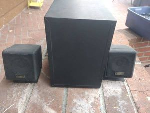 Cambridge Soundworks PC Surround system for Sale in Cypress, CA