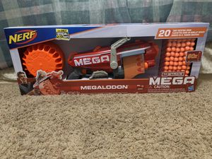 Megalodon nerf gun for Sale in Chino Hills, CA