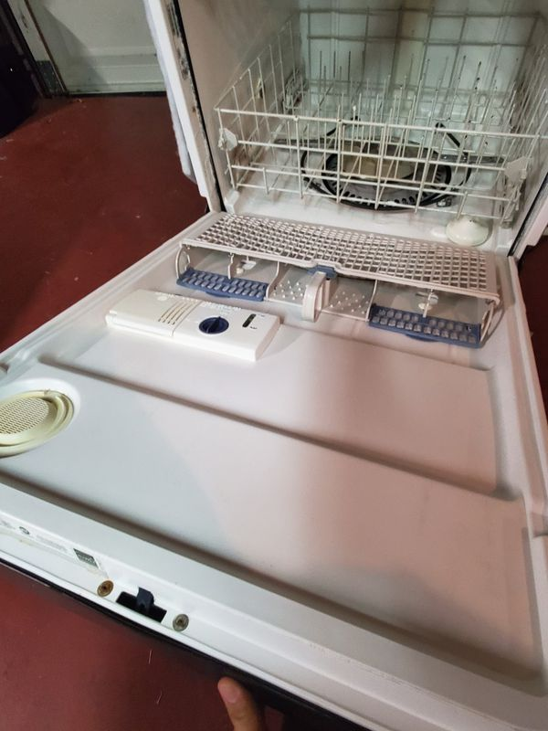 Whirlpool dish washer
