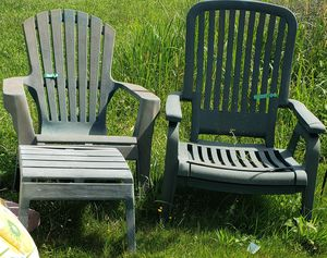Patio furniture & decor $49-$89 for Sale in Grayson, GA