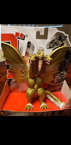 Bandai Godzilla KING GHIDORA Monster for Sale in Riverside, CA