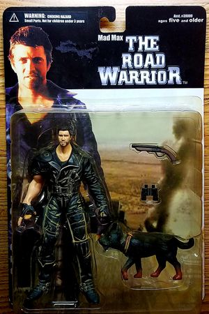Mad Max Road Warrior Action Figure for Sale in Converse, TX