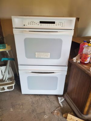 GE Double oven for Sale in Abilene, TX