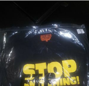 FTP STOP SNITCHING JACKET for Sale in Rialto, CA
