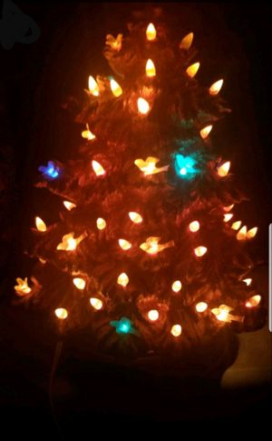 Gold light up Christmas Tree for Sale in Arab, AL