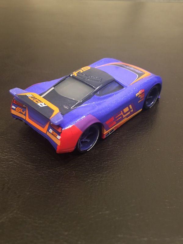 Disney Pixar Cars 3 Next Gen Barry Depedal 54 Rpm Race
