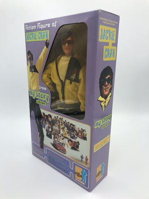 "Vintage BNIB 1993 Dragon Toys JACKIE CHAN My Story 12"" Doll for Sale in Alameda, CA"