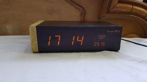 Soundbot Wood Alarm Clock for Sale in Pembroke Park, FL