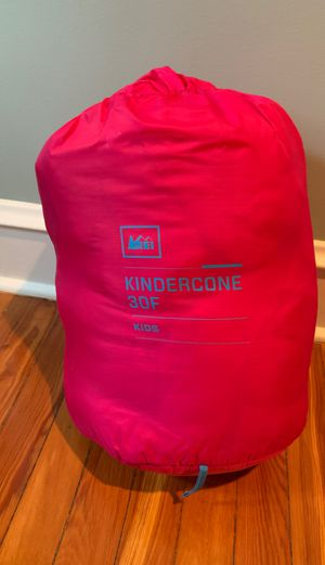 REI kids Sleeping Bag Kindercone for Sale in Havertown, PA
