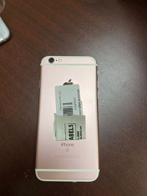 Iphone 6s 64gb unlocked for Sale in North Babylon, NY