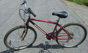 "Schwinn Frontier men's 26"" red bike - good condition! for Sale in Smyrna, GA"