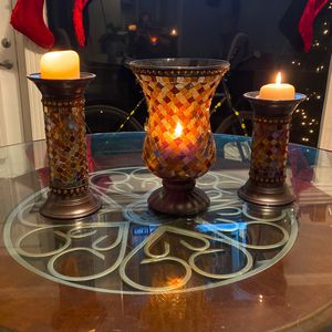 Party Lite Candlelight Table Set for Sale in Downey, CA