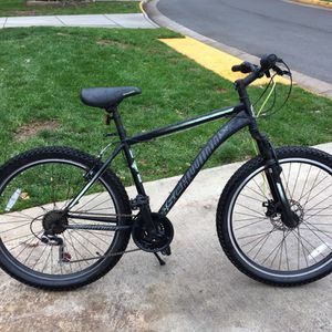 Bike Size 26 Aluminum Disc brake for Sale in Leesburg, VA