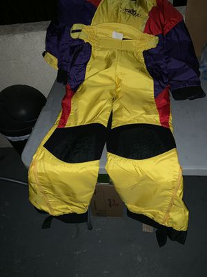 2 dry suits for being out on the water jet skis boating kayaking for Sale in Carson, CA