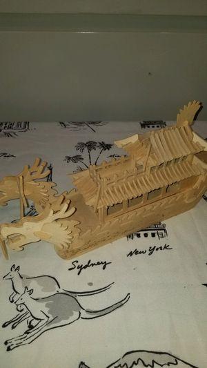 Wood ship for Sale in Covington, WA