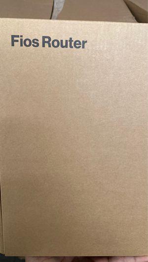 Verizon Wifi 6 new router for Sale in Woodbridge, VA
