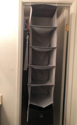 Closet organizer for Sale in Tracy, CA
