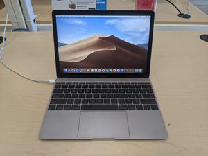 """12"""" MacBook Space Gray for Sale in Henderson, NV"""