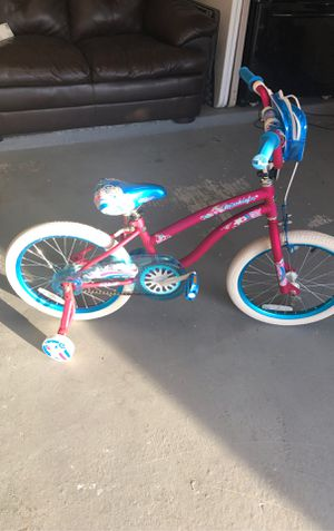 Girls bike 18inch for Sale in Little Elm, TX
