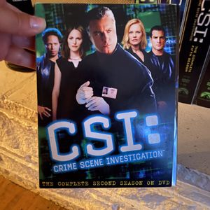 CSI Movies/seasons 2-9 for Sale in Ceres, CA