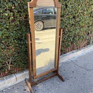 Large Vintage FLOOR MIRROR for Sale in Burbank, CA