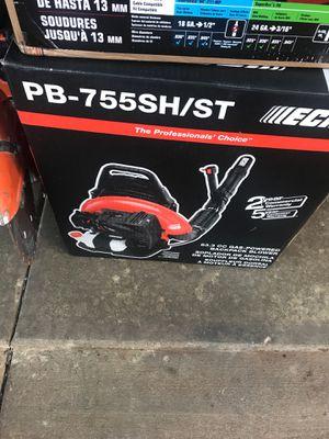 Echo PB-755SH/ST back pick blower for Sale in Bolingbrook, IL