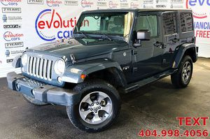 2016 Jeep Wrangler Unlimited for Sale in Conyers, GA